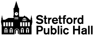 Logo for Stretford Public Hall